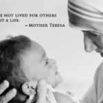Mother Teresa Quotes On Life Is An Opportunity