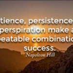 Napoleon Hill Quotes About Patience
