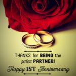 One Year Anniversary Quotes For Husband