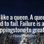Oprah Winfrey Quotes About Failure