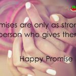 Quotes About Promise Day