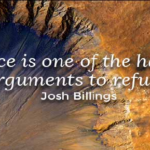 Quotes About Anger by Josh Billings