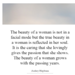 Quotes About Beauty by Audrey Hepburn