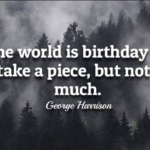 Quotes About Birthday