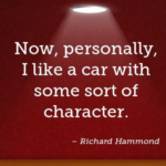 Quotes About Car by Richard Hammond
