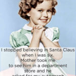 Quotes About Christmas by Shirley Temple