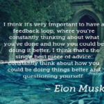 Quotes About Communication by Elon Musk