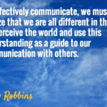 Quotes About Communication by Tony Robbins