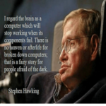 Quotes About Computers by Stephen Hawking