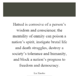 Quotes About Death by Liu Xiaobo