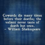 Quotes About Death by William Shakespeare