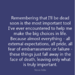 Quotes About Fear by Steve Jobs