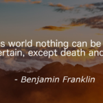 Quotes About Finance by Benjamin Franklin