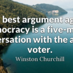 Quotes About Government by Winston Churchill