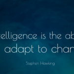 Quotes About Intelligence by Stephen Hawking