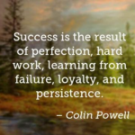 Quotes About Learning by Colin Powell