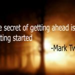 Quotes About Motivational Favorite by Mark Twain