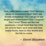 Quotes About Positive by Henri Nouwen