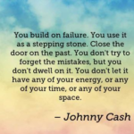 Quotes About Space by Johnny Cash