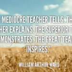 Quotes About Teacher by William Arthur Ward