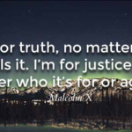 Quotes About Truth by Malcolm X