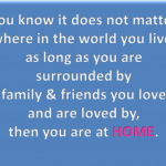 Quotes about Family and Friends