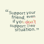 Quotes about Friends Being Family