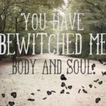 Romantic Halloween Quotes for You