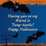 Spooky Halloween Sayings