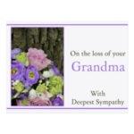 Sympathy Quotes For Loss Of Grandmother