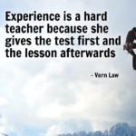 Teacher Quotes by Vernon Law