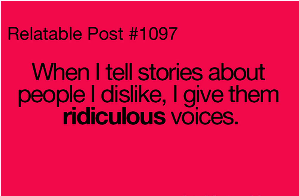 Ridiculous People Quotes