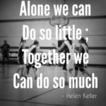Volleyball Teamwork Quotes