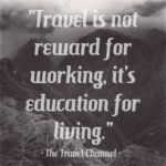 Wanderlust Quotes And Sayings
