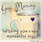 Good Morning Have A Good Day Quotes Pinterest