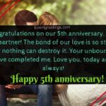 4 Year Anniversary Quotes Facebook