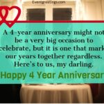 4th Wedding Anniversary Quotes For Wife Tumblr