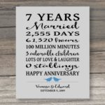 7 Year Anniversary Quotes For Husband