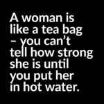 A Woman With Strength Quote Facebook