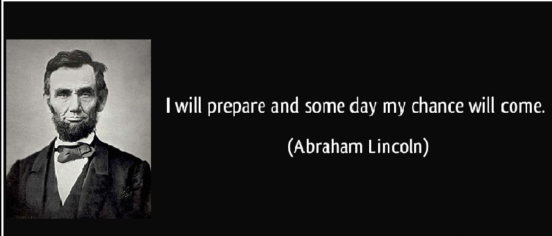 Abraham Lincoln Quotes About Chance