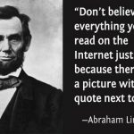 Abraham Lincoln Quotes On Slavery