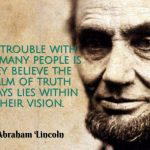 Abraham Lincoln Quotes Xing