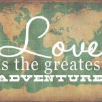 Adventure Love Quotes