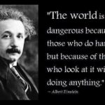 Albert Einstein Famous Education Quotes