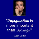 Albert Einstein Imagination Quotes