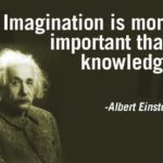 Albert Einstein Quotes Imagination Is More Important