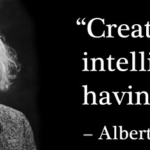 Albert Einstein Quotes about Creativity