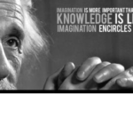 Albert Einstein Quotes about Imagination