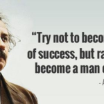 Albert Einstein Success Quotes