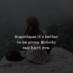 Alone Depression Quotes Pinterest